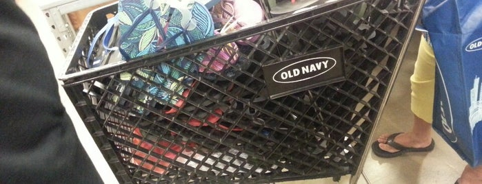 Old Navy is one of Shopping for NYC dwellers--in NJ!.