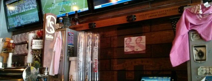 Bench Sports Bar is one of The 9 Best Sports Bars in Brooklyn.