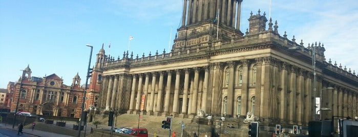Leeds City Art Gallery is one of Uk places.