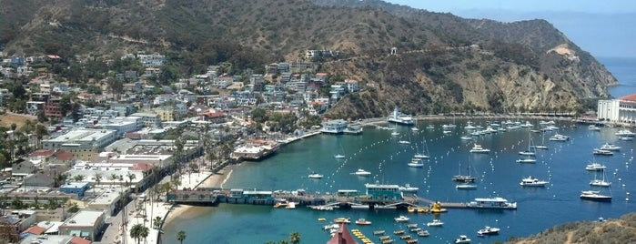 Santa Catalina Island is one of SoCal Shops, Art, Attractions.