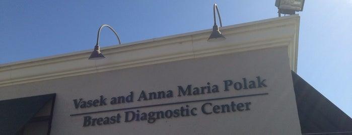 TMMC Vasek and Anna Maria Polak Breast Diagnostic Center is one of Medical.