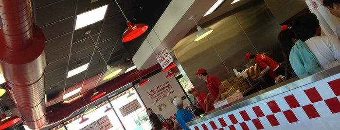 Five Guys is one of Torrance.