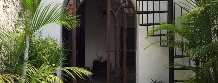 Casa Quetzal Hotel Boutique is one of SMA + GTO.