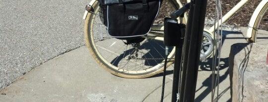 monon bike trail is one of Wishlist.