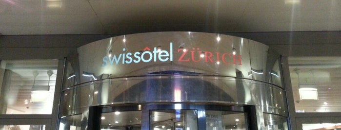 Swissôtel Zurich is one of Hotels.