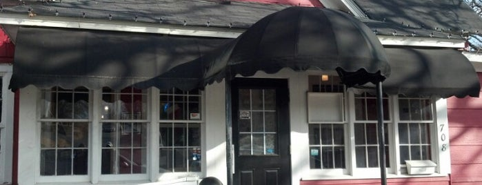 Sassy's Red House is one of Fayetteville.