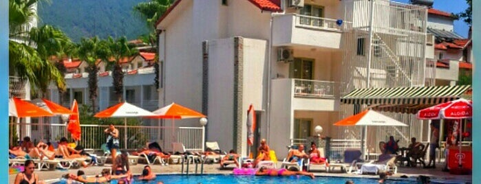 Mirage World Hotel is one of Marmaris Otelleri.