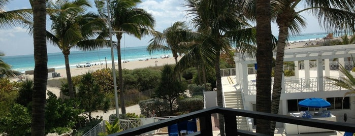 The Savoy Hotel is one of Beach Hotels in Miami Beach.