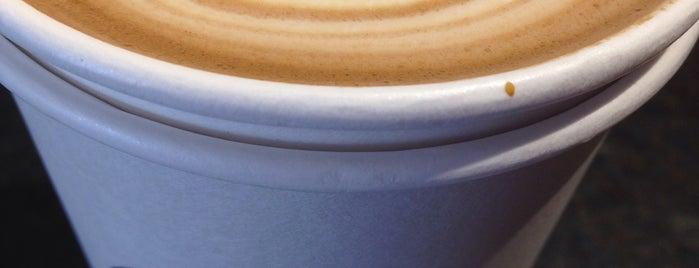 Barrington Coffee Roasting Company is one of Berkshires.