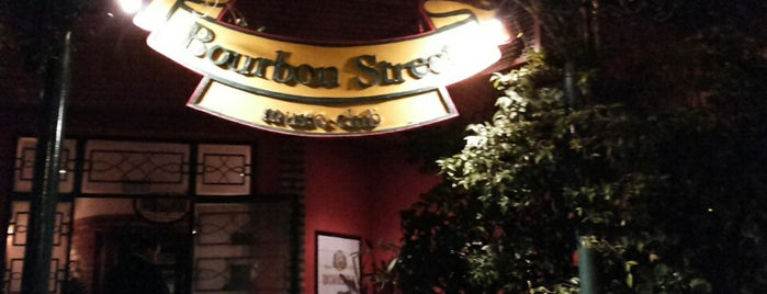 Bourbon Street Music Club is one of Lugares que recomendo - SP.