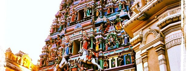 Sri Mahamariamman Temple is one of malaysia/KL.