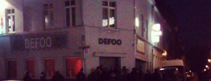 Defoo Café is one of Gentjes.