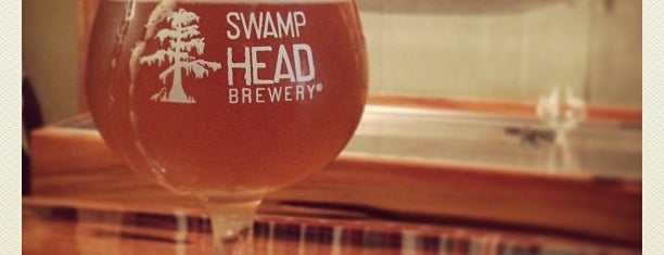 Swamp Head Brewery is one of Try it!.