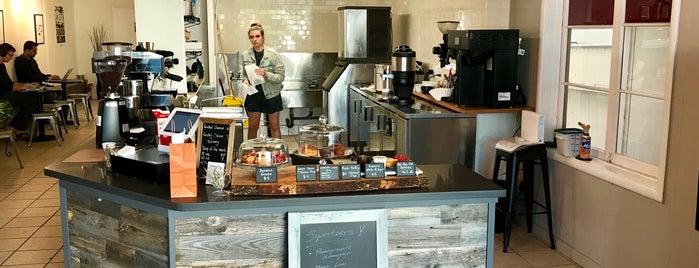 Ballast Coffee is one of San Francisco Caffeine Crawl.