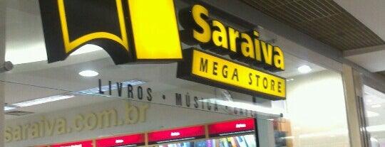 Saraiva MegaStore is one of Lugares bons para tortas.
