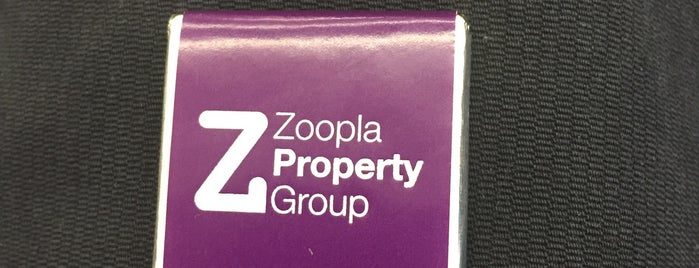 Zoopla is one of Tech Trail: London.