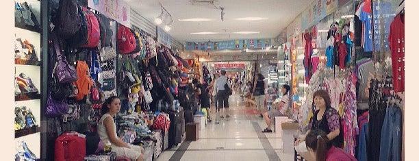 Underground Fake Market is one of Shanghai.