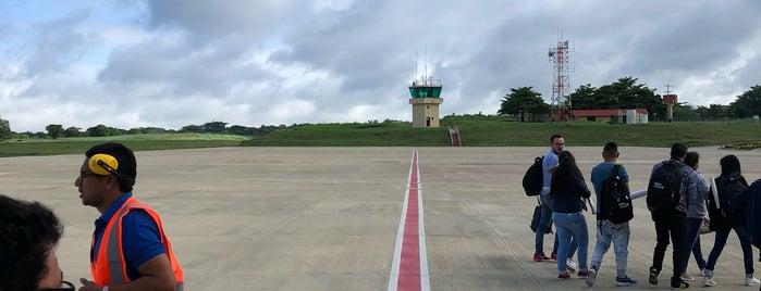 Aeropuerto Nacional Las Brujas (CZU) is one of Álbum Viajero Aeropuertos, COL.