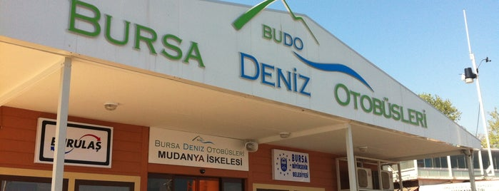 BUDO Mudanya İskelesi is one of Liste.