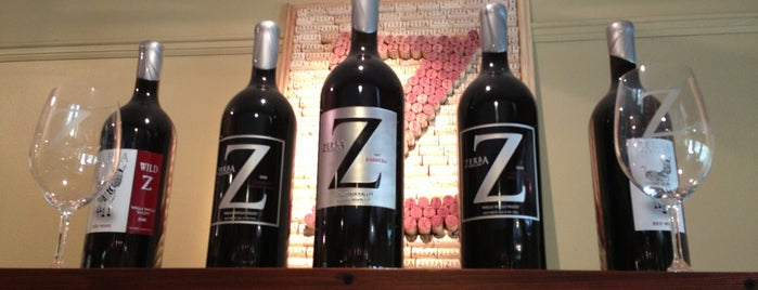 Zerba Cellers is one of Woodinville Wineries.