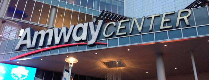 Amway Center is one of Florida, FL.
