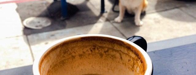 Vinyl Coffee & Wine Bar is one of San Francisco Caffeine Crawl.