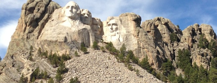 Mount Rushmore National Memorial is one of I Want Somewhere: Sights To See & Things To Do.