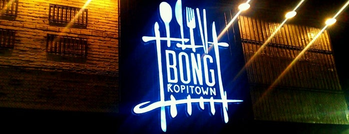 Bong Kopitown is one of Culinary @ Jogja.