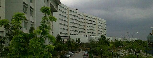 Universiti Teknologi MARA (UiTM) Kampus Puncak Alam is one of Learning Centers,MY #5.