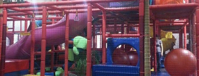 Jungle Rapids Family Fun Park is one of Arcades.