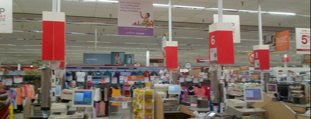 Kmart is one of Washington by Isa.
