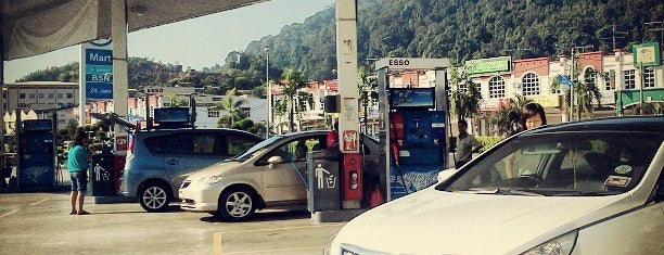 Esso tanjung laboh is one of Fuel/Gas Station,MY #11.