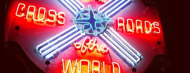 Crossroads of The World is one of Nikki Kreuzer's Offbeat L.A..