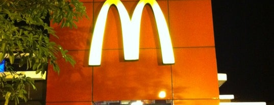 McDonald's is one of Burgers! !.