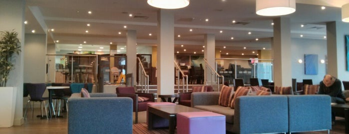 Holiday Inn Express Birmingham - Snow Hill is one of Hotel.