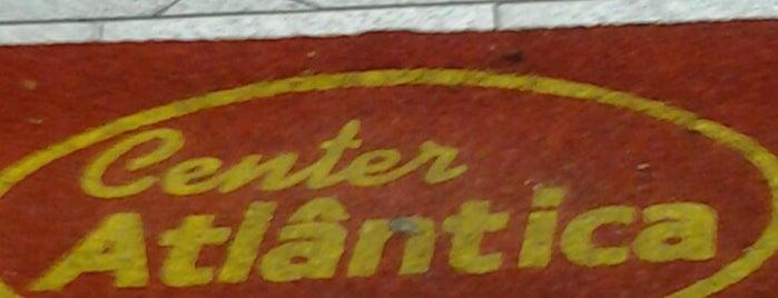 Center Atlântica is one of PANIFICADORAS E BAGUETERIAS.