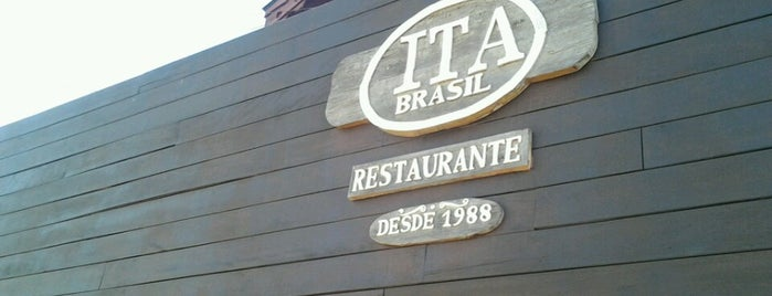 Restaurante ITA Brasil is one of Brasil: restaurantes bons, bonitos e baratos.