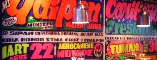 Sipan is one of restos palermo y alrrededores.