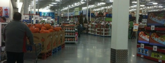 Sam's Club is one of Free WIFI in Tulsa.
