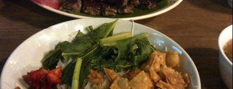 Mangkok Ayam is one of Bandung Kuliner.