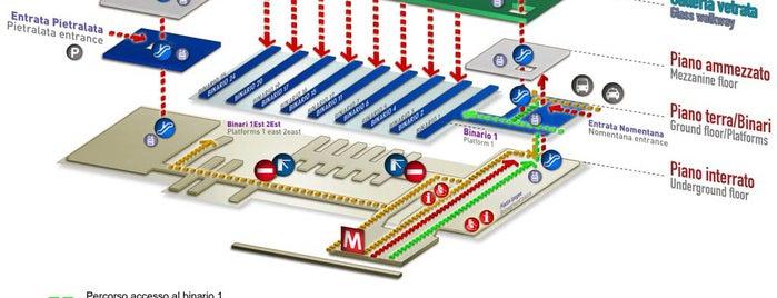 Stazione Roma Tiburtina (IRT) is one of I consigli pratici.