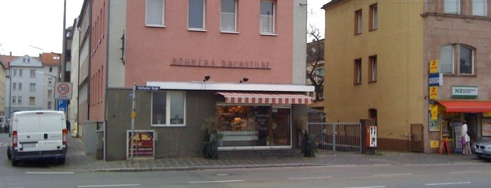 Bäckerei Böhmer is one of Nuremberg.