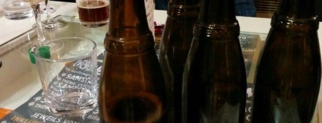Die Bierothek is one of Craft Beer Stores.