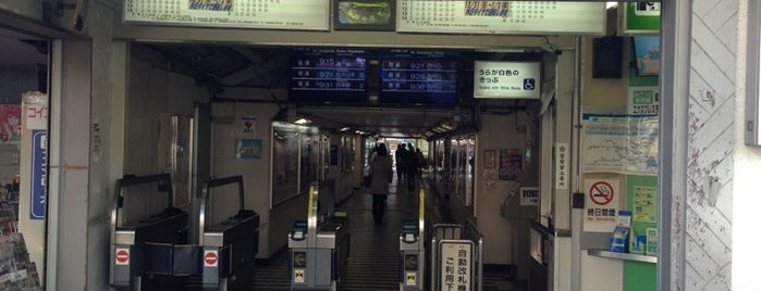 Kōshienguchi Station is one of JR線の駅.