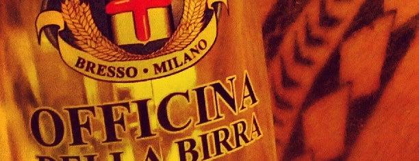 Officina della Birra is one of Sesto e dintorni.