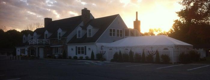The Williamsburg Inn is one of 20 favorite restaurants & more.