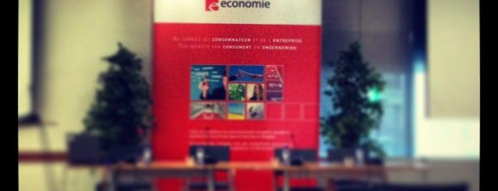 FOD Economie, K.M.O, Middenstand en Energie / SPF Economie, P.M.E., Classes moyennes et Energie is one of Work.