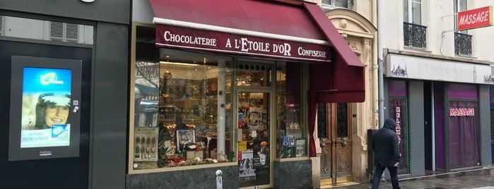 A l'Étoile d'Or is one of Paris.