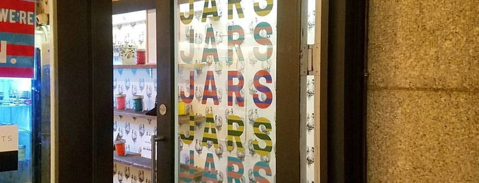 JARS by dani HQ is one of NYC Snacks & Treats.