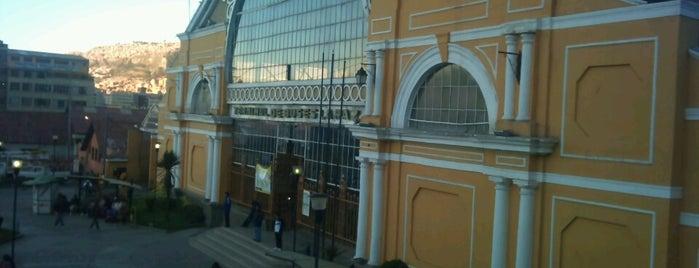 Terminal de Buses is one of Terminais!.